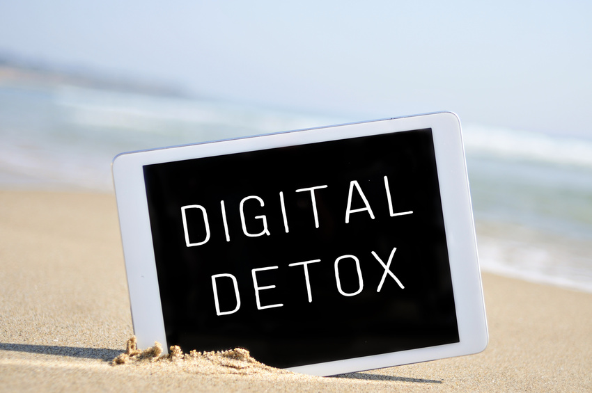 Holidays are the perfect time for a 'Digital Detox'