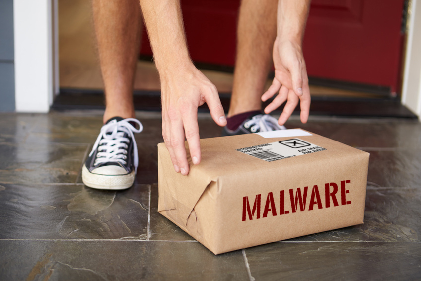 Look out for seasonal malware that you didn't order