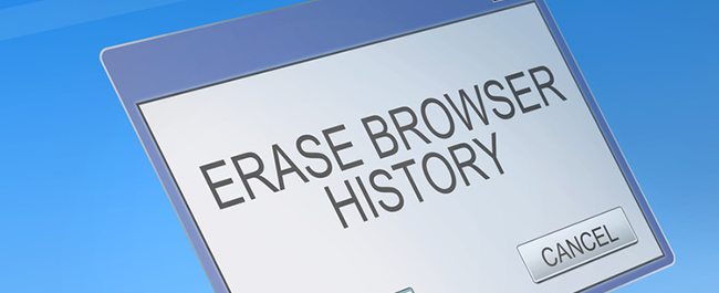Why it's a good idea to clear your browser history and cookies