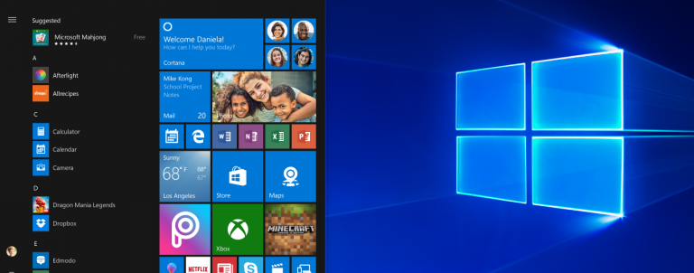 Windows 10 gets a glowing report