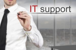 IT support London