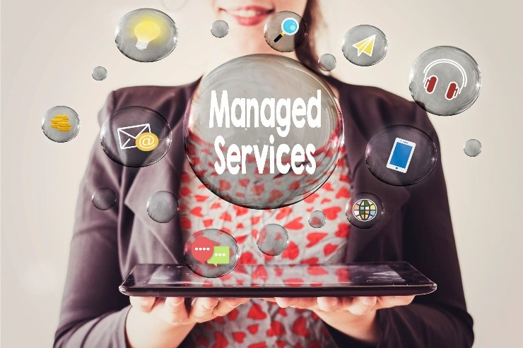 managed services London